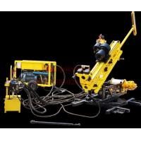 Buy cheap 360° Angle Hydraulic Underground Drill Rigs , Underground Core Drilling Machine from wholesalers