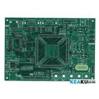 Buy cheap Fiberglass cloth 2 Layer Customized HASL fr4 / 94v0 Double Sided PCB from wholesalers