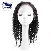 China Synthetic Short Human Hair Full Lace Wigs For Black Women, Swiss Lace on sale