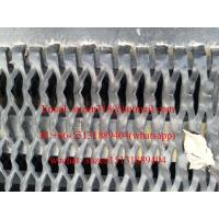 Buy cheap anti slip expanded metal panel for mobile dock loading bridge from wholesalers