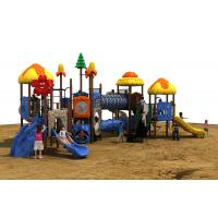 Buy cheap Outdoor Playground,Playground Type and LLDPE,Plastic Playground Material commercial playground equipment from wholesalers