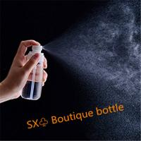Fine Mist Refillable Travel Containers 60ml/2oz Airless Misting Spray Bottles