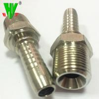 Buy cheap Hydraulic hose end fittings for sale npt hydraulic fittings from wholesalers