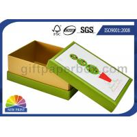 Buy cheap Diamond Decorated CCNB Soap Gift Boxes / Soap Packaging Box for Christmas Promotion from wholesalers