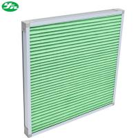 Buy cheap High Performance Pre Air Filter G1 ~ G4 Pleated Panel Filter CE / ISO Aproved from wholesalers