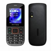 Buy cheap Dual-SIM Phones with 1.77-inch TFT, QCIF 176 x 220P, Torch, BT, FM, GSM GSM900/1,800MHz from wholesalers