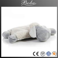 Buy cheap 2015 newest multi-functional lying & standing light grey sheep animal plush toy from wholesalers