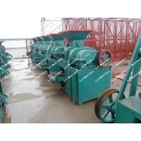 Buy cheap Coal powder squeezing briquette machine from wholesalers