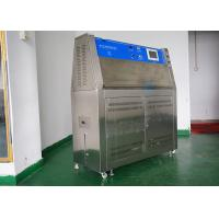 Buy cheap ASTM Standard UV Accelerated Aging Test Chamber With Programmable Controller from wholesalers