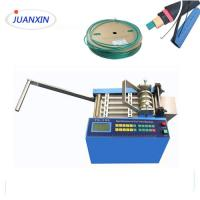 Buy cheap Automatic heat  shrink sleeve cutting machine, shrink sleeve cutter machine from wholesalers