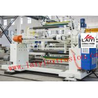 Buy cheap Edge Position Control Double Rewinding Station Seal Tape Slitting Machine from wholesalers
