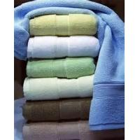 Buy cheap 100% Cotton Bright Colored smooth antistatic Dyed Jacquard Bath Towel, Hotel supply Towels for Beach, Gift from wholesalers