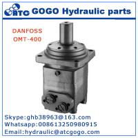 Buy cheap OMT / BMT 400 hydraulic drive wheel motor to replace eaton danfoss hydraulic motor, from wholesalers