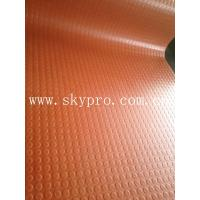 Buy cheap Durable non-slip rubber sheet & mat,coin texture on top from wholesalers