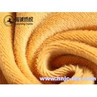 Buy cheap China textile wholesale short plush fur mirco velvet fabric home textile apparel fabric from wholesalers