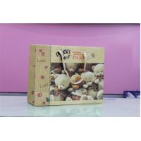 Buy cheap Personlized Kraft / Matte Handbag Paper Bags Printing With UV / Aqueous Coating from wholesalers