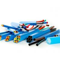 Buy cheap OEM Fiber Optic Cable Duct , Hdpe Fiber Optic Conduit Low Coefficient Of Friction from wholesalers