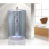 Buy cheap Professional Curved Corner Shower Units ,  850 X 850 Quadrant Shower Enclosure from wholesalers