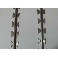 Buy cheap 6m Length 2.5mm Diameter Straight Razor Wire Concertina from wholesalers