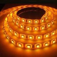 Buy cheap 3528 LED Flexible Strip with 4.8W Power and 12V DC Voltage, Suitable for Shop-window Decorations product