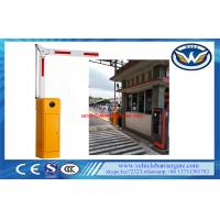 Buy cheap 8 Meters Boom Barrier Gate Operator Folding Arm Anti Collision Swing Out 90° / 180° from wholesalers