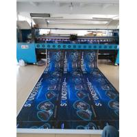Buy cheap outdoor custom advertising PVC flex vinyl banner with full color printing from wholesalers