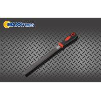 Buy cheap High quality woodworking hand tools red & black 1pcs half round file from wholesalers