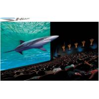 Buy cheap XD Simulator Cinema, 5D Movie Theater Factory With Projectors, Screen System product