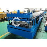Buy cheap Building Material House Floor Deck Roll Forming Machine With High Working Speed from wholesalers