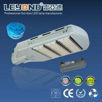 Buy cheap Super Bright IP66 Waterproof LED Street Lighting , road led lights 110lm - 120lm / w from wholesalers