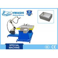 Buy cheap Automatic Industrial Robotic TIG  Welding Robot for Stainless Steel Box from wholesalers