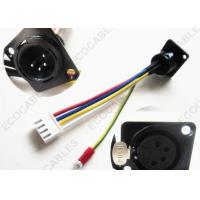 Buy cheap Computer Use Microphone Cable / MIC Cable XLR Pin Female to Molex Cable from wholesalers
