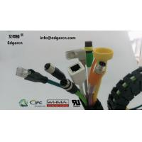 Buy cheap Pur / Tpu Canopen Cable M12 A Coding Male To Female Length 1500mm With Shiled from wholesalers