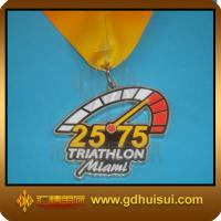 Buy cheap csutom design zinc alloy custom medals from wholesalers