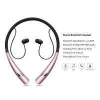 Buy cheap Bluetooth Headset HV-960 Wireless Bluetooth Headphones Earbuds with Flexible Neckband from wholesalers