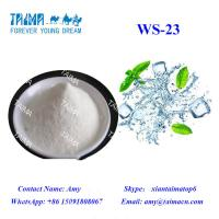 Buy cheap Top quality cooling agent WS-23 with CAS: 51115-67-4 high concentrated fruit flavor for used e liquid from wholesalers