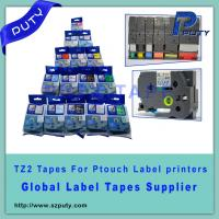 Buy cheap Manufacturer compatible 18mm TZ tape black on white Brother P touch TZ-241 TZE241 from wholesalers