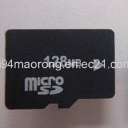 China 128MB Micro SD Card SDHC TF Card Memory Card on sale