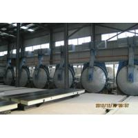 Buy cheap Chemical Industrial Concrete AAC Autoclave Pressure Vessel With Saturated Steam from wholesalers
