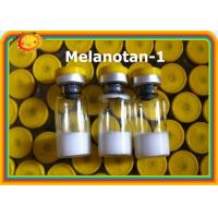 Buy cheap MT-1, Melanotan-1, 10mg/vial 75921-69-6 high purity 99% in stock MT1 from wholesalers