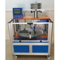 Buy cheap PVC Floor Casters Abrasion Durability Machine Floor Coverings Abrasion Tester from wholesalers