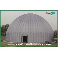 Buy cheap Wedding Party Inflatable Dome Tent Large Blow Up Tent PVC Tarpaulin from wholesalers