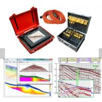 Buy cheap Geoelectrical Instruments 24 channel Seismograph Seismic Refraction Instrument from wholesalers