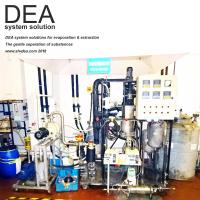 Buy cheap 1KW Vacuum Distillation Machine With Voltage of 220V / 60hz Stainless Steel 304 from wholesalers