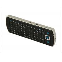 Buy cheap Rechargeable Mini Air Keyboard Mouse Wieless 2.4Ghz For TV / Computer product