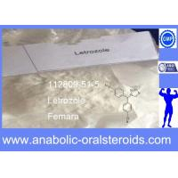 Buy cheap Oral Femara / Letrozole 112809-51-5 Natural Anti Estrogen Supplements from wholesalers