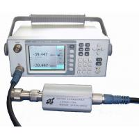 Buy cheap Single Sensor Microwave Leakage Tester / Microwave Power Measurement With GPIB and LAN from wholesalers