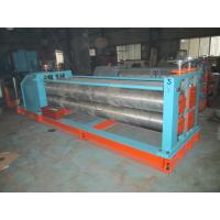 Buy cheap 0.12 - 0.45mm Barrel Corrugated Roll Forming Machine For Roof Tile Roller Form from wholesalers