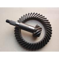 Buy cheap Polishing ISUZU Helical Bevel Gear  20CrMnTi Material Right Hand Direction from wholesalers