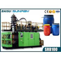 Buy cheap Hydraulic Extrusion Blow Molding Machine For 120 Liter Plastic Drum SRB100 from wholesalers